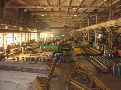Производственная база с жд 29 090 кв.м. - Фото 1