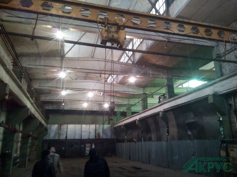 Производство с кран-балкой 507 кв.м в Пушкино - Фото 3