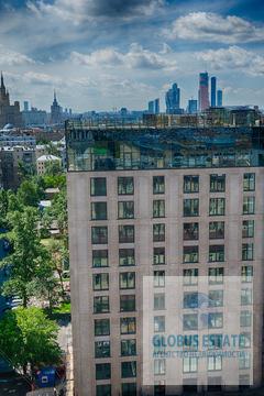 Апартаменты площадью 66,4 кв.м, без отделки в ЖК «Сады Пекина» - Фото 3