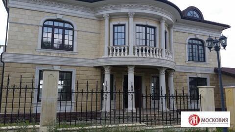 Дом 512 кв.м. , 20 соток, 22 км. от МКАД Калужское шоссе - Фото 1
