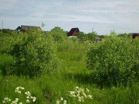 Конаково, лес, вода - недорогая земля в СНТ Малиновка - Фото 1