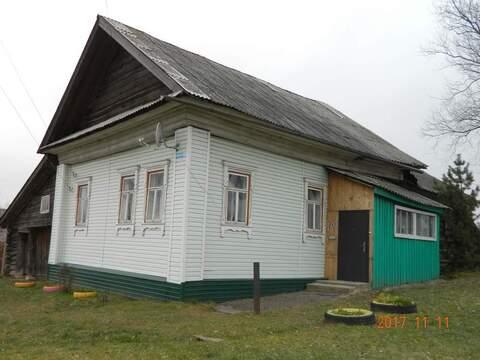 Продается: дом 36.6 м2 на участке 20.49 сот. - Фото 1