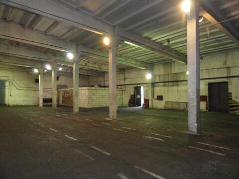 Аренда неотапливаемого складского помещения 3618,8 кв.м - Фото 3