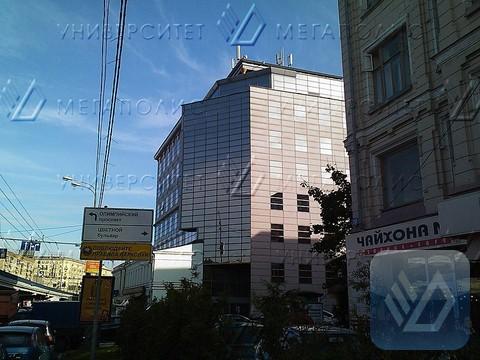 Сдам офис 909 кв.м, бизнес-центр класса A «Мосэнка 3» - Фото 4