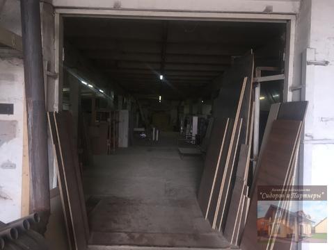 Сдается помещение под склад/производство - Фото 4