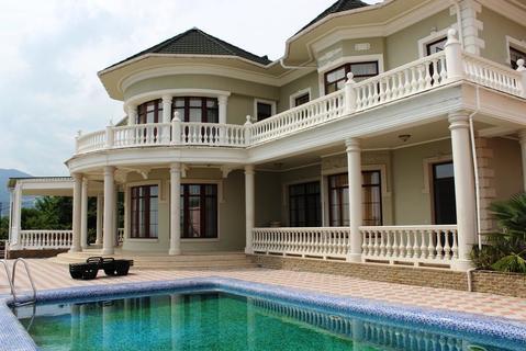 Трехэтажный дом с панарамным видом наморе и Ялту - Фото 1