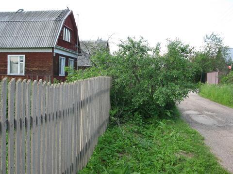 Хороший участок 6 соток с домиком свет и колодец 45 км от МКАД Киевка - Фото 5