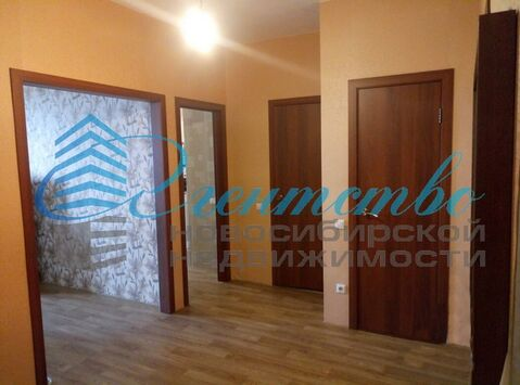 Продажа квартиры, Новосибирск, Ул. Кузьмы Минина - Фото 1