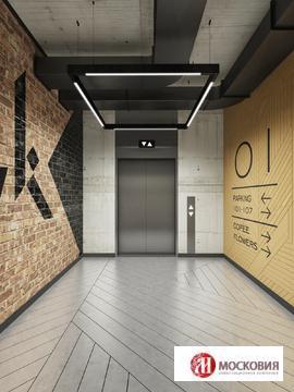 Лофт в центре Москвы, 38 кв.м, метро Бауманская, ЦАО - Фото 5