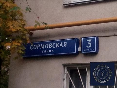2к. кв. м Выхино ул Сормовская 3к2 (ном. объекта: 24276) - Фото 4