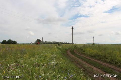 Земельный участок, Бурцево Уфимский район - Фото 5