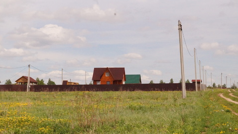 Участок 20 сот, д.Лукьяново, г.Малоярославец - Фото 4