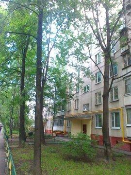 Трехкомнатная квартира в 3-минутах от метро Выхино - Фото 1