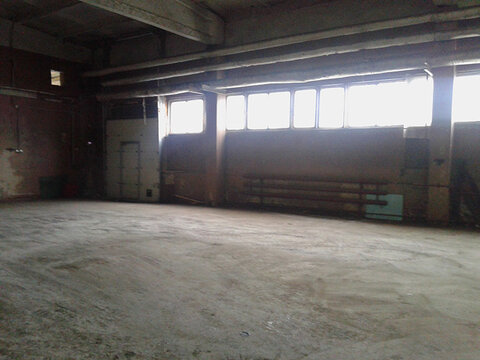 Сдам под склад, производство, теплое 400м2, 500м2, 1 эт, рядом с КАД - Фото 1
