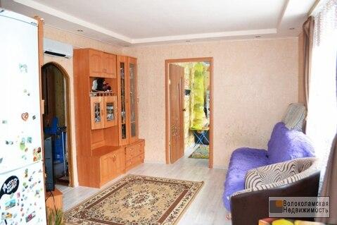 3-комнатная квартира в Волоколамском районе (жд ст.Чисмена) - Фото 3