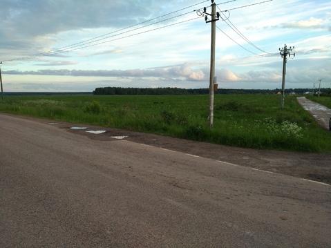 Участок 7 соток в д. Гридюкино Свет дорога 80 км от Москвы - Фото 2