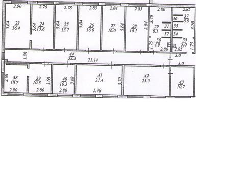 Сдается офисное помещение 26м2 Раменский район, п.Ильинский, ул.Ким-5 - Фото 3