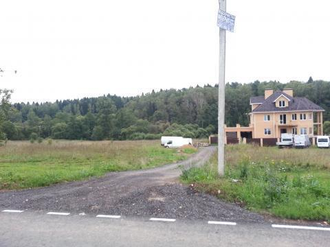 Земельный участок 10 сот. д.Сатино-Татарское, 31 км от МКАД Варшавское - Фото 1