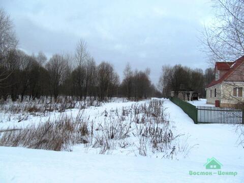 3,7 Га в д.Акулово под сельхоз.производство - 95 км Щёлковское шоссе - Фото 1