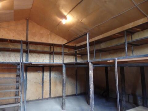 Сдается склад утепленный, стены утепленные- сендвич панели. Снаружи и - Фото 2