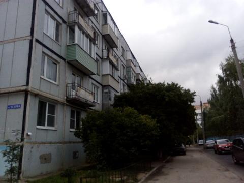 Трёхкомнатная квартира в г. Чехов, ул.Чехова, д.6а - Фото 1