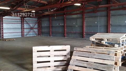 Под склад, площ.: 160 м2, холод, выс. потолка: 3,5 м, огорож. терр, - Фото 2