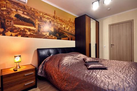Двухкомнатная квартира посуточно на Энке, рядом с трц Красная площадь - Фото 5