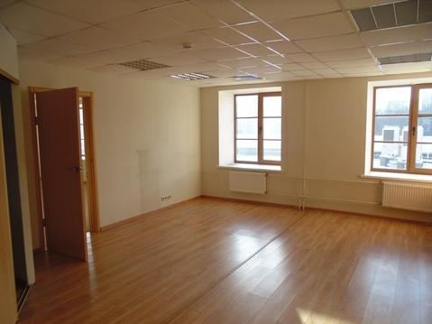 Аренда офиса в Москве, Фрунзенская, 1389 кв.м, класс B. м. . - Фото 3