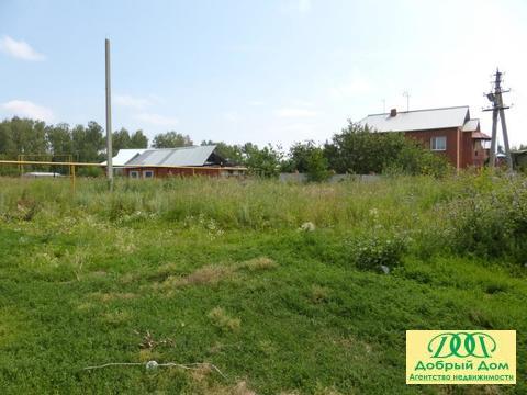 Земельный участок в п. Газовик - Фото 1