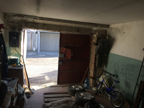 Каменный гараж на ул. Руднева гк Волна 1 - Фото 1