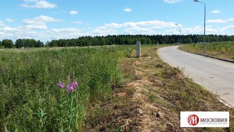 Земельный уч. 17 соток ИЖС, н.Москва, 30 км от МКАД Калужское шоссе - Фото 3