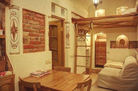 Продается апартаменты оборудованное в студию-номер гостиничный типа в - Фото 3