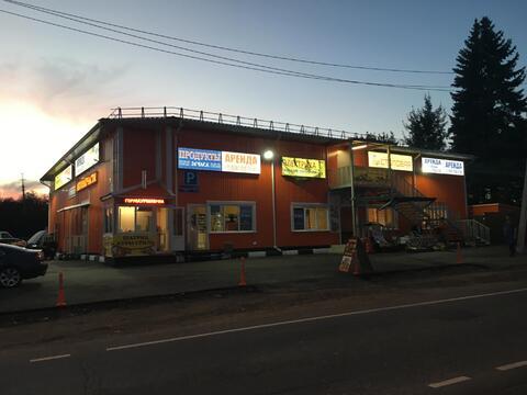 Торгово-офисное помещение д.Черная Грязь мкр.Сходня - Фото 1