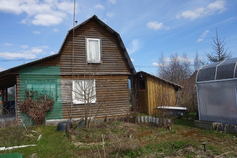 Садовый дом, участок 10 соток, Матокса, СНТ Спутник - Фото 4
