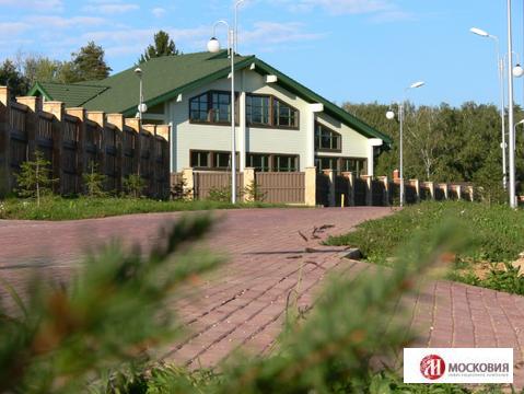 Загородный дом 442 кв.м, 40 км от МКАД Симферопольское шоссе - Фото 1