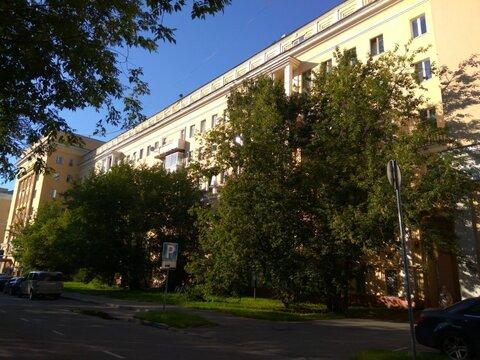 3-комнатная квартира в Сокольниках - Фото 1