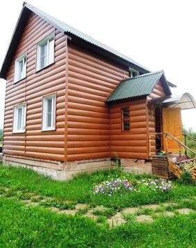Продается 2х этажная дача д. Большие Горки СНТ Горки - Фото 1