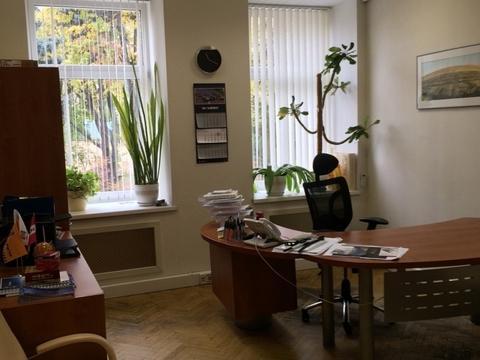 Продажа офиса, м. Арбатская, Ул. Спиридоновка - Фото 4