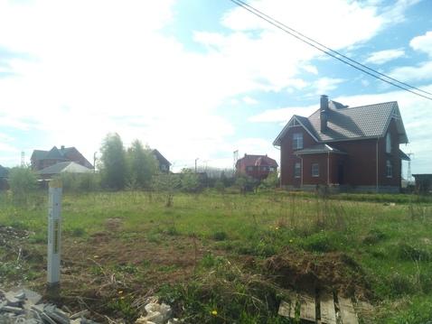 Продается участок 15 соток в селе Вельяминово, 45 км. от МКАД. - Фото 1