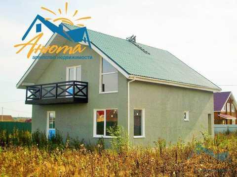 Каменный дом у озера в Раздолье Жуковского района - Фото 2