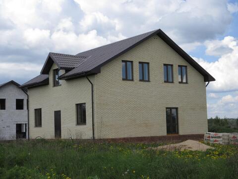 Продам новый кирпичный дом у воды в деревне Селинское - Фото 4