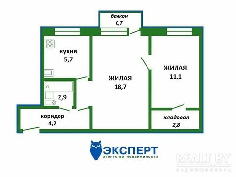 Продажа квартиры в Белоруссии - Фото 3