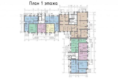 Продажа 1-комнатной квартиры, 42.42 м2, Гороховская, д. 81 - Фото 5