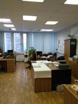 Продажа офисного этажа в бизнес-центре, Срочно - Фото 3