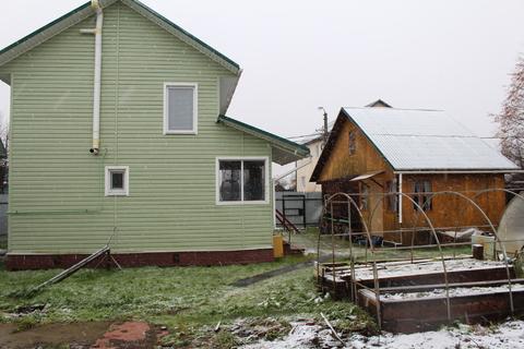 2-х эт. дом в Кировском районе ул. Полярная ,75 кв.м - Фото 1