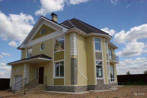 Дом 400 кв.м. 12 соток 25 км от МКАД Калужское ш.