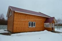 Уютный дом на лесном участке, д.Сатино, 85км от МКАД по Киевскому шосс - Фото 4
