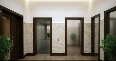 2-х комн. апартаменты 71,3 кв.м. в доме премиум-класса в ЦАО г. Москвы - Фото 3