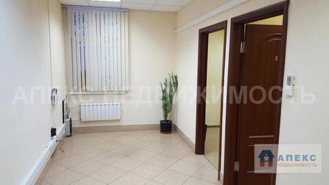 Аренда офиса 175 м2 м. Проспект Вернадского в бизнес-центре класса В в . - Фото 4