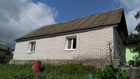Дом центре Смоленска, на ул.Вяземской, со всеми централ. коммуникациями - Фото 3